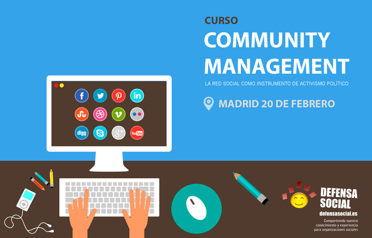 Curso de Community Management